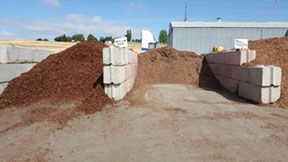Mulch in Templeton, CA