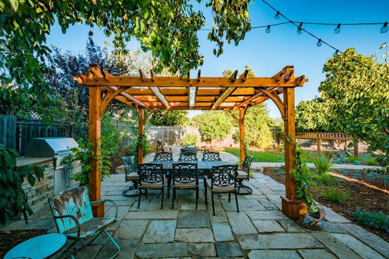Backyard Patio Design Ideas In San Luis Obispo Ca