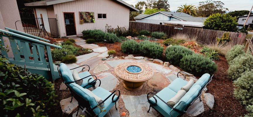 Los Osos Landscaping Project Profile Wild Bloom