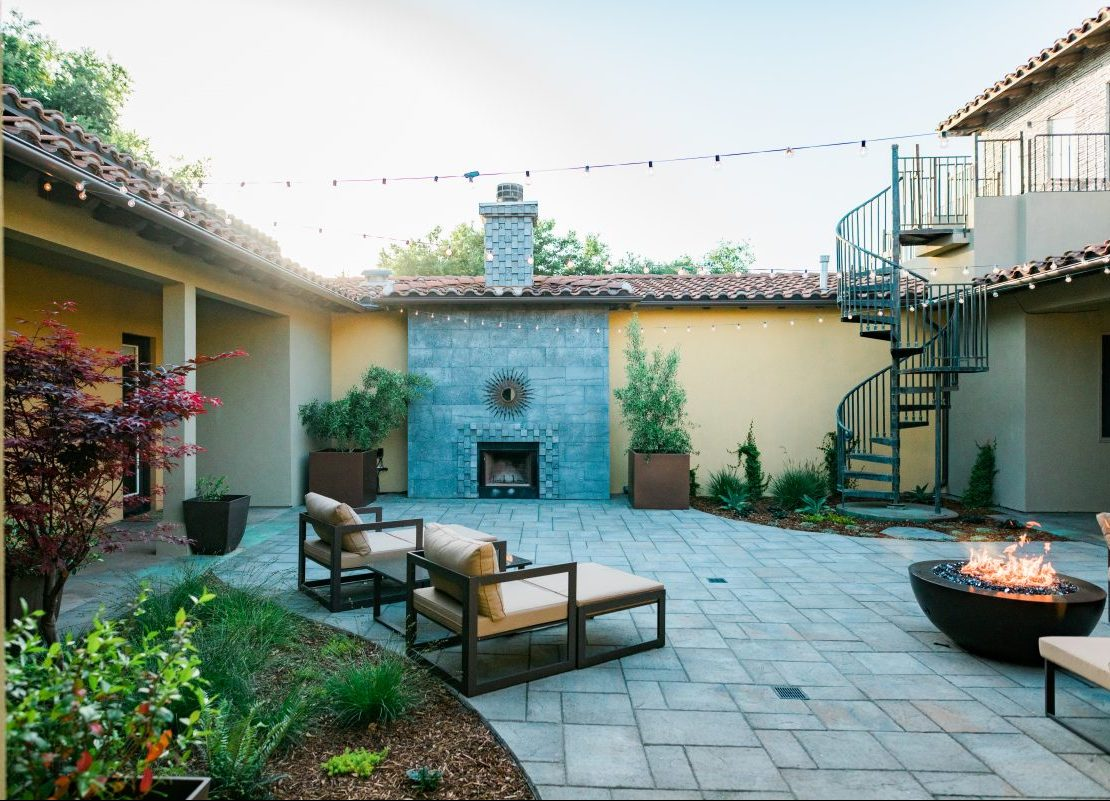 Our Irvine, CA Landscape Architecture And Designs Use Native Plants And  Artistic Hardscapes. Our Hardscape Design For Outdoor Landscapes Are Custom  Made To ...
